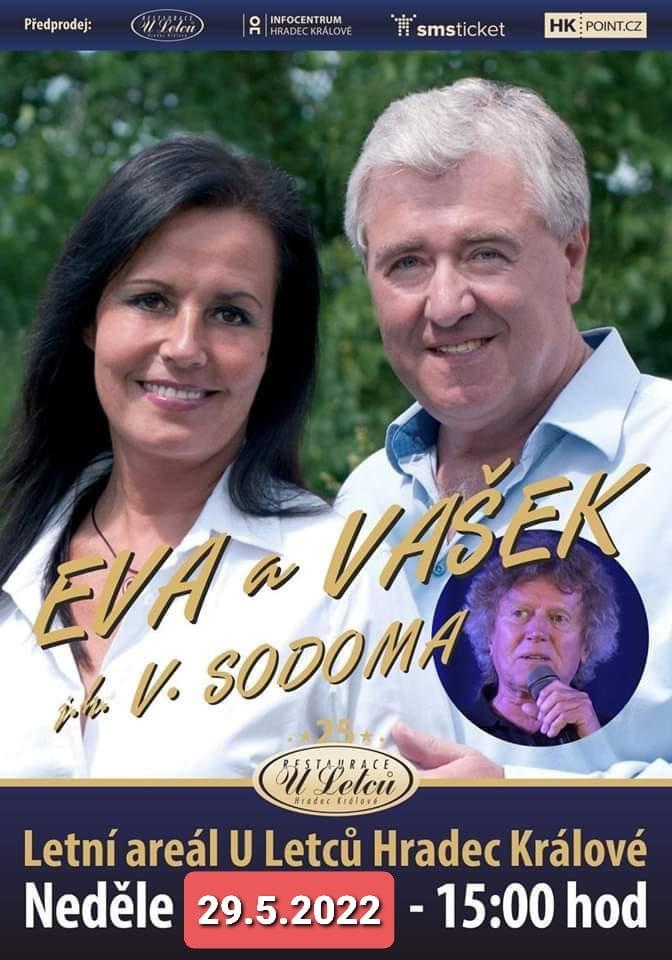 EVA A VAŠEK & j.h. Viktor Sodoma