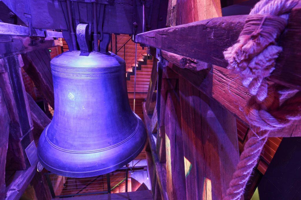 Zvonění na zvon Augustin 2021