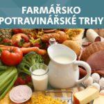 Farmářsko-potravinářské trhy