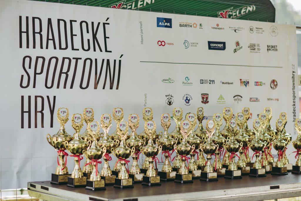DECATHLON Hradecké sportovní hry 2021