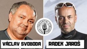 Soutěž o 2 lístky na Talkshow VM s Václavem Svobodou a Radkem Jarošem 1