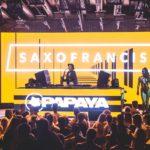 SAXOFRANCIS & dj Laaw ► Club La Fabrique