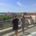 Sezónní návštěvnický okruh: Střešní terasa - ZÁŘÍ 2021