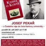 Josef Pekař – z Českého ráje do čela Karlovy univerzity