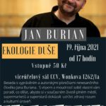 Jan Burian - Ekologie duše: Koncert s besedou