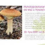 Mykologicko-botanická exkurze