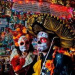 Mexické dušičky aneb nekonečný tanec života a smrti